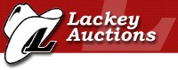 Lackey Auctions Logo